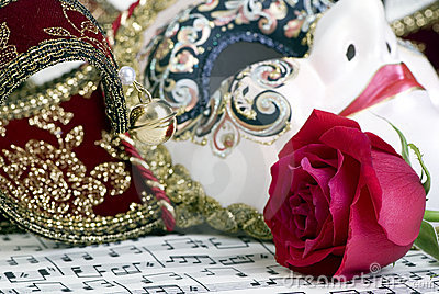 Maska venetian