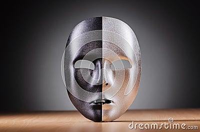 Maske gegen