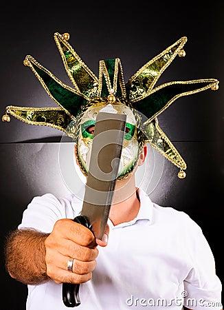 Masked Maniac