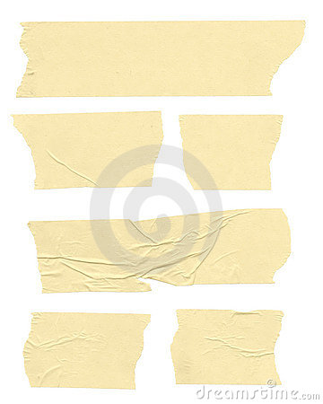 Free Masking Tape Royalty Free Stock Photos - 11562328