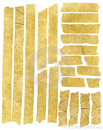 Masking Tape Stock Images - Image: 3836784