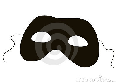 Maskowa sylwetka