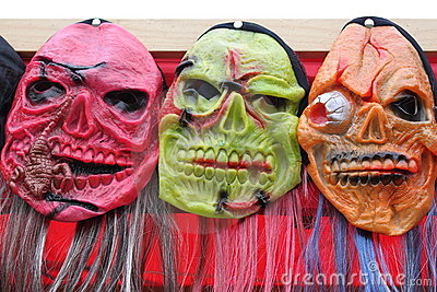 Masks for Halloween
