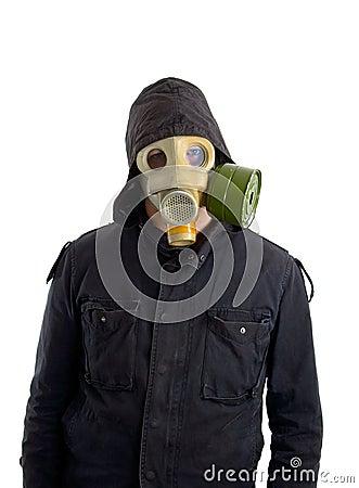 Masque de gaz