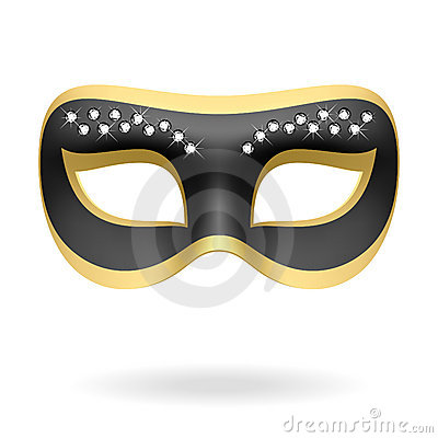 Free Masquerade Mask Royalty Free Stock Photos - 13748028