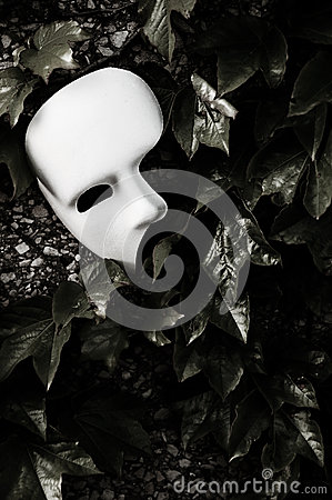 Masquerade - Phantom of the Opera Mask