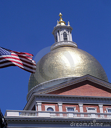 Mass statehouse