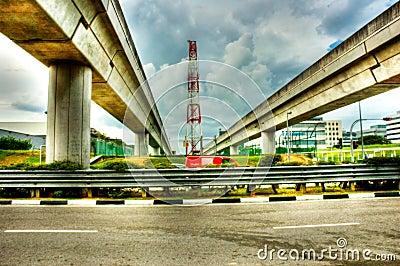 Mass transportation bridges