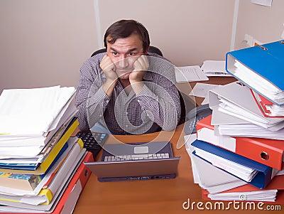 Mass work depression