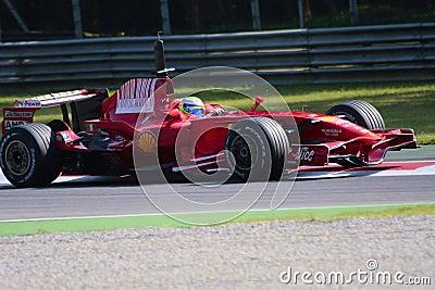 Massa Felipe Editorial Image