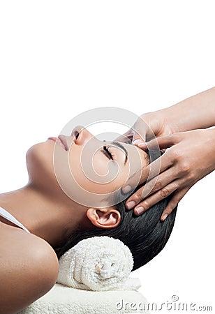 Free Massage Stock Photography - 33283242