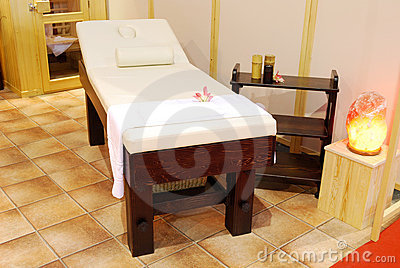 Free Beds On Royalty Free Stock Photography Massage Bed Image 19010467