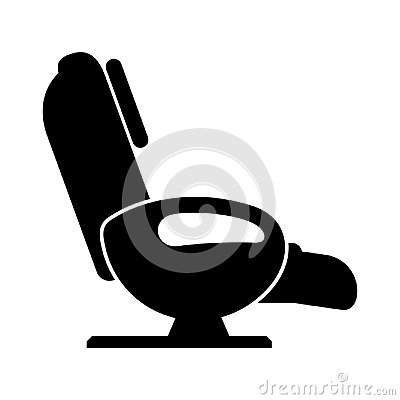Free Massage Chair Stock Image - 116717621