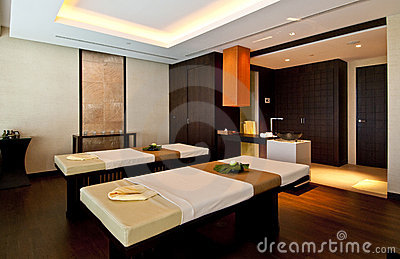 massage room royalty free stock photo image 15356275. Black Bedroom Furniture Sets. Home Design Ideas