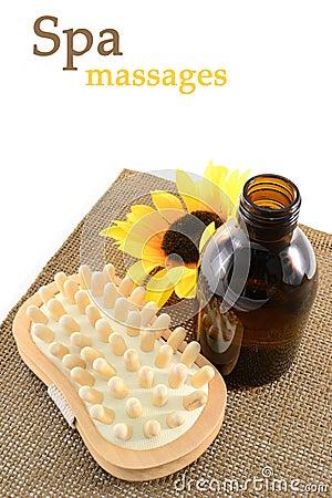 Massagebrunnsorthjälpmedel