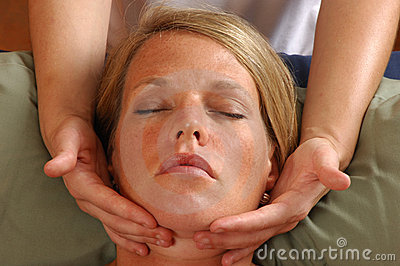 Massaging Face Skincare