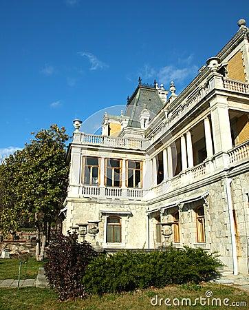 Massandra Palace of Emperor