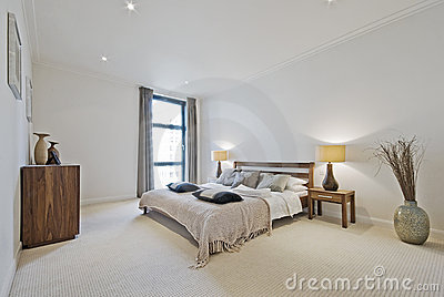Massive bedroom