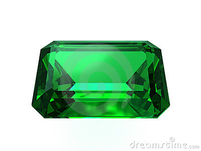 Massive Colombian Emerald Gemstone