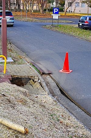 Massive Japan earthquake 11th of March 2011 Editorial Photo