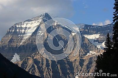 Massive Mount Robson