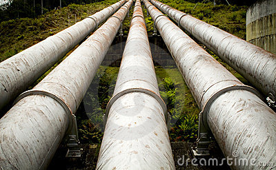 Massive Pipes