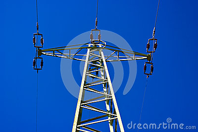 The mast.