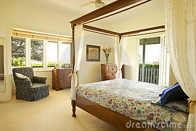 Master Bedroom Country House