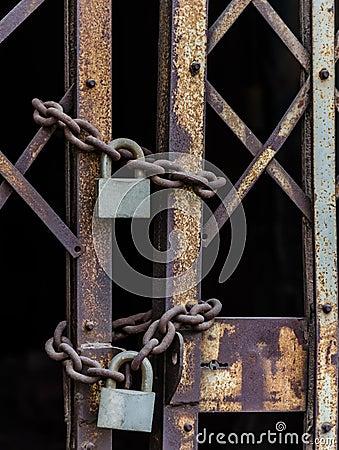 Master key locked