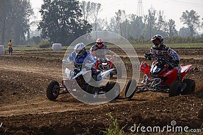 Master quad 2009 Editorial Stock Photo