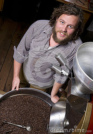 Master Roaster Smiles Cooling Coffee Product