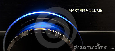 Master Volume Audio
