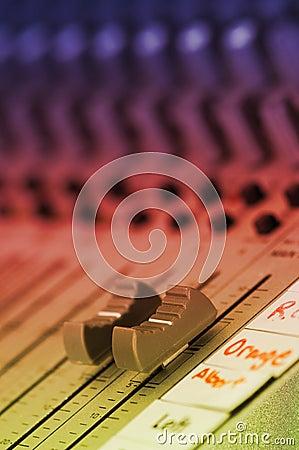 Master Volume control on sound board