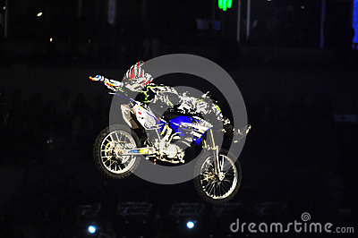 Masters of dirt moto show Editorial Stock Photo