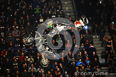 Masters of dirt moto show Editorial Photography