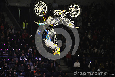 Masters of dirt moto show Editorial Photo