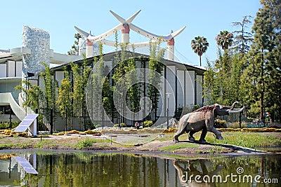 Mastodon - La Brea Editorial Image