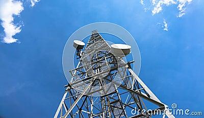 Mastro do transmissor