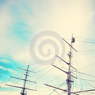 Free Masts Stock Photography - 42470522
