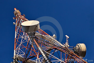Masztowa telekomunikacja