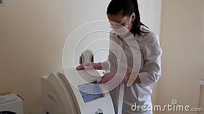 Matériel médical Accrocher à la main le dispositif électronique pour la procédure cosmétique, ralenti clips vidéos
