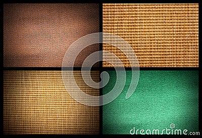 Mat textured backgrounds