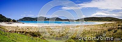 Matai Bay Panorama 1, Northland, New Zealand