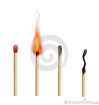 Free Match Stock Image - 54257411