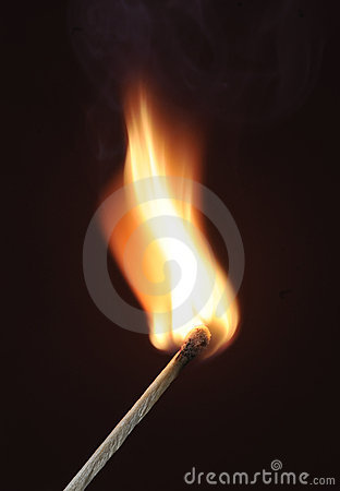 Free Match Fire Stock Photo - 10215980