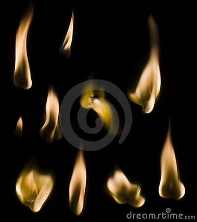 Match Fire Set