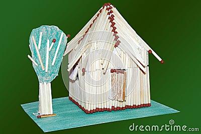Match pot house