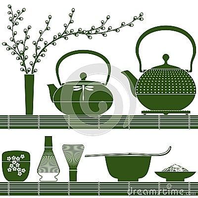 Free Matcha Tea Time Stock Photo - 59997480