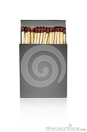 Free Matchbox Royalty Free Stock Image - 14565426