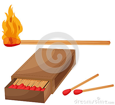 Free Matches Stock Photos - 43721943